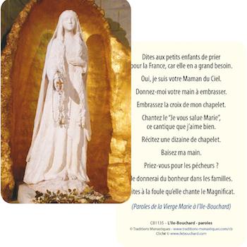 La Vierge de L'Ile-Bouchard