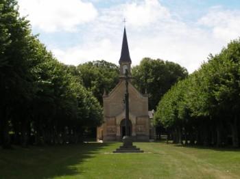 Sanctuaire de saint Christophe-le-Jajolet