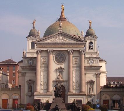 Basilique de Turin