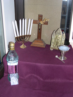 Oratoire de bénédictions