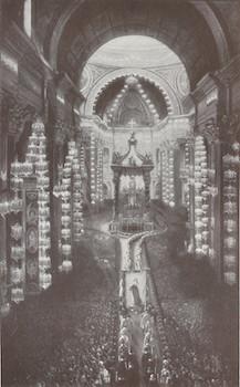 Jour de la canonisation de sainte Thérèse, saint Pierre de Rome