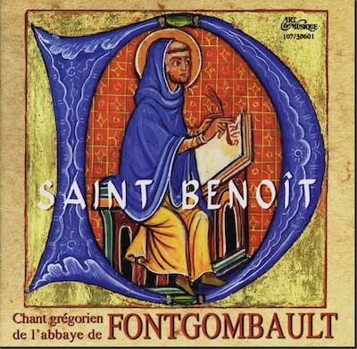 Chant grégorien office de saint Benoît - Fontgombault