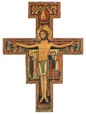 Crucifix de saint Damien