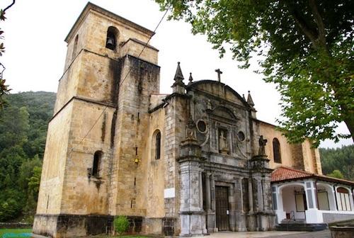 Eglise du Christ de Limpias