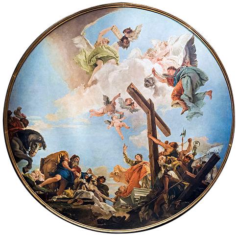 exaltation de la vraie Croix