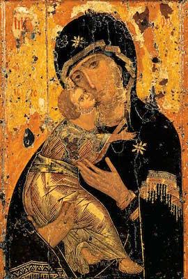 Icône de la Vierge de Vladimir