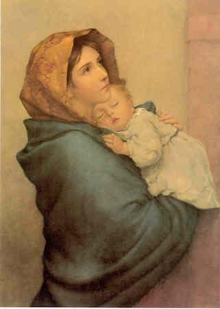 Icône de la Maternité Divine
