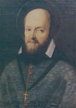Icône de Saint François de Sales