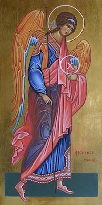 Icône de saint Michel Archange