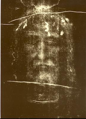 Visage du saint Suaire