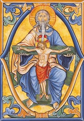 Icône de la sainte Trinité