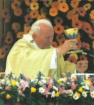Jean-Paul II à Kalisz
