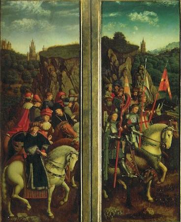 Juges et chevaliers