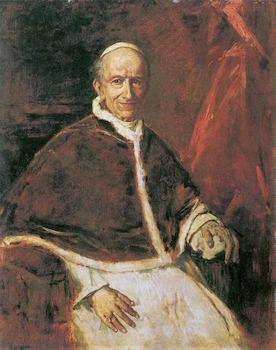 Le Pape Leon XIII
