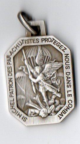 Médaille de saint Michel Archange