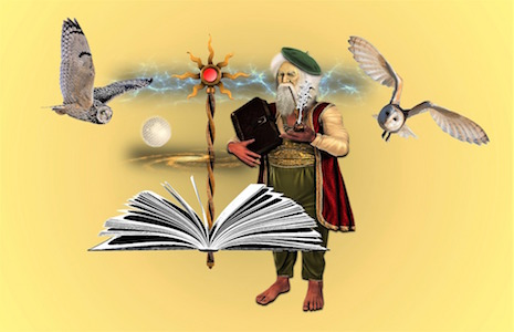 magicien, ésotérisme, magie