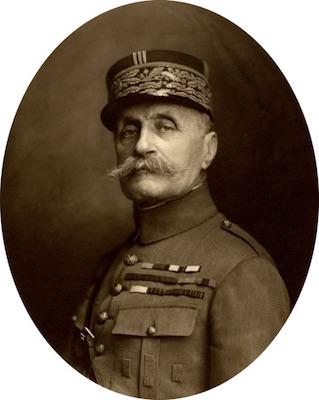 Le Maréchal Ferdinand Foch