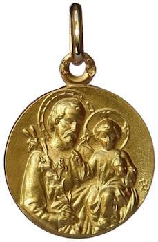 Médaille de saint Joseph