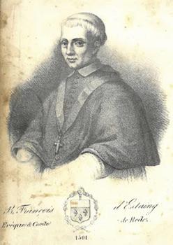 Mgr François d'Estaing - évêque de Rodez