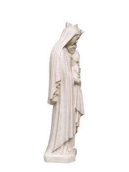 Statue de Notre-Dame de la Sagesse