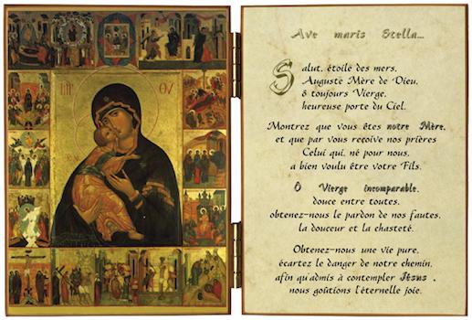 Quinze mystères du Rosaire