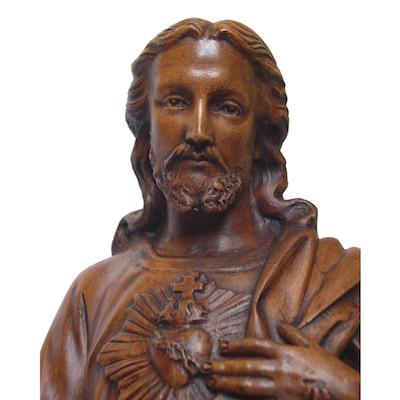 Statue du Sacré-Coeur de Jésus