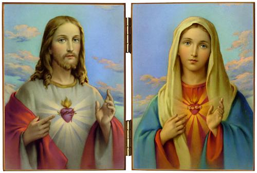 Sacré-Coeur et Coeur Immaculé de Marie