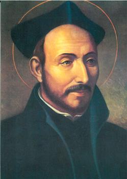 icône de saint Ignace de Loyola