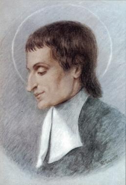 Icône de saint Louis Marie Grignion de Montfort