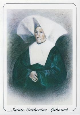 Sainte Catherine Labouré