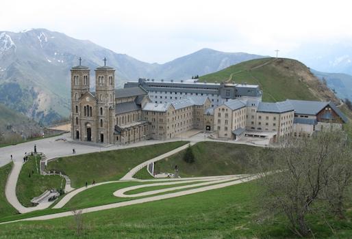 Sanctuaire de Notre-Dame de la Salette