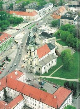 Sanctuaire de saint Joseph à Kalisz