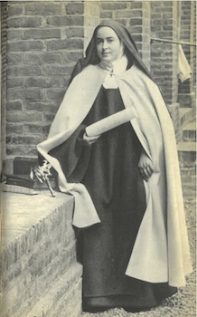 Soeur Geneviève de la Sainte Face et de sainte Thérèse