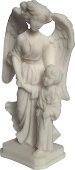 Statue Ange Gardien