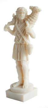 Statue du bon Pasteur