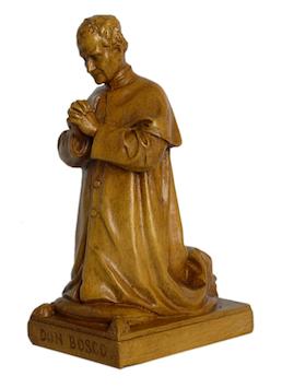 Saint Jean Bosco en prière