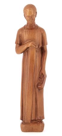 Statue de saint Joseph artisan