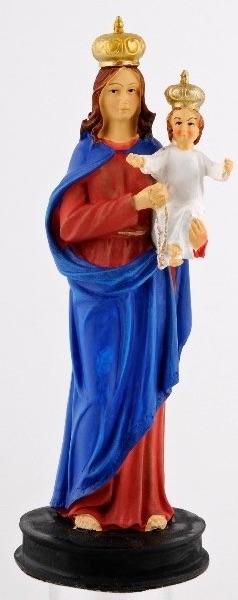 Statuette de Notre-Dame du Rosaire