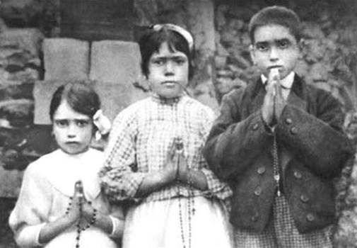 Les trois voyants de Fatima