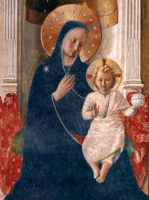 Vierge et l'Enfant-Jésus