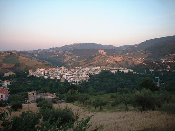 La cité de Manoppello